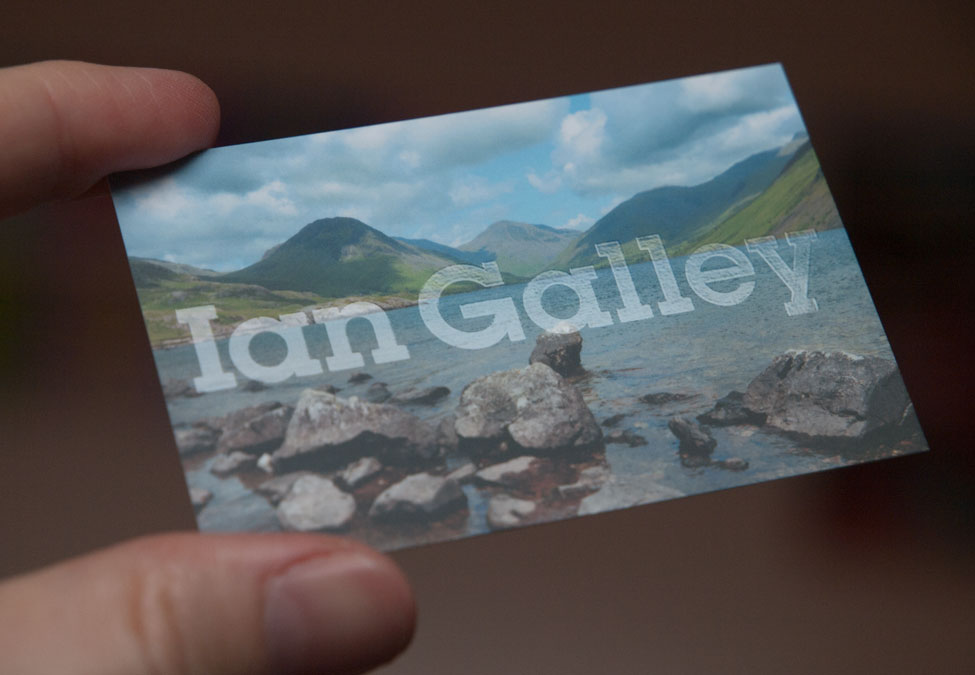 Ian Galley – Location Manager